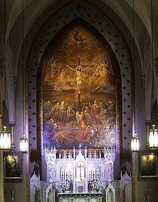 Holy Innocents, NYC