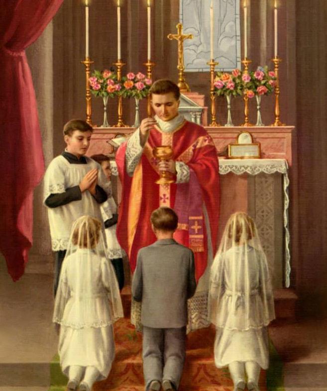 Rito Del Matrimonio Catolico Fuera De La Misa : Requisitos para recibir dignamente la sagrada comunión