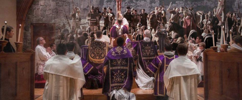 Rito Del Matrimonio Catolico Fuera De La Misa : Los orígenes apostólico patrísticos de la misa tridentina
