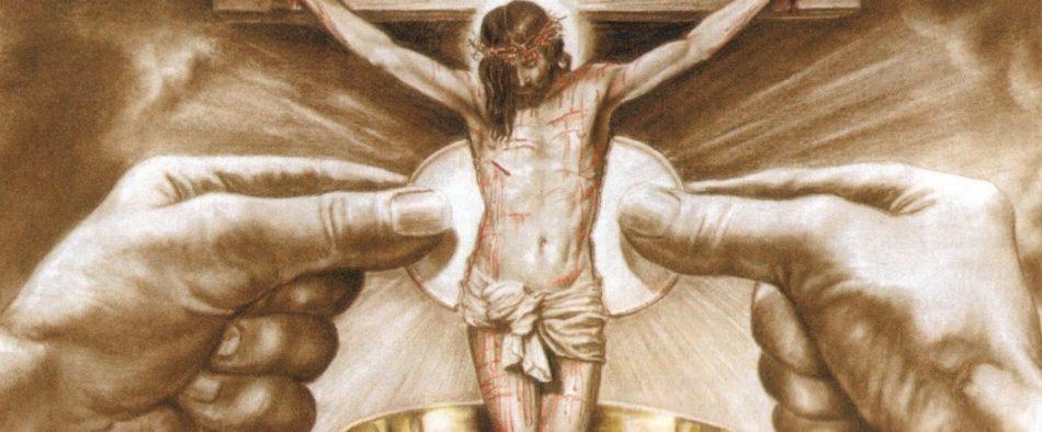 Resultado de imagen de jesus se hizo pan