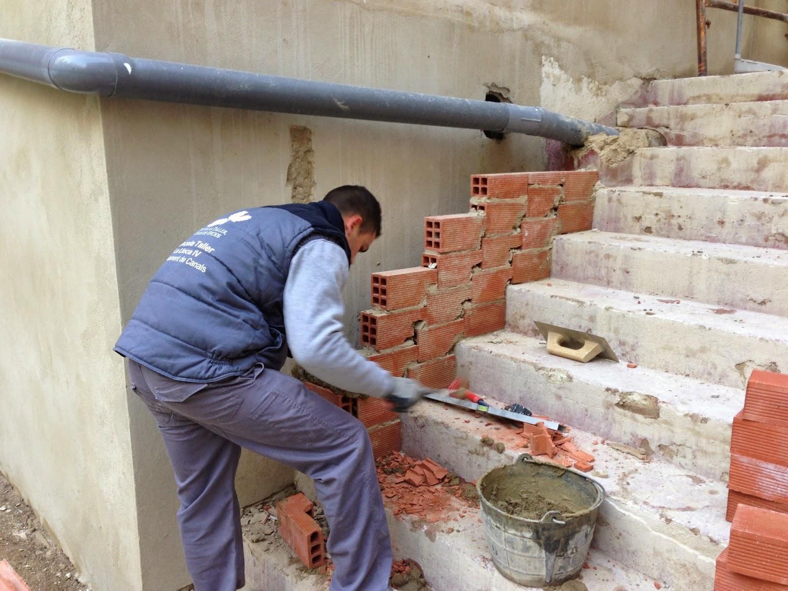 Cuentos con moraleja a veces nos parecemos a este for Construccion de escaleras de concreto armado