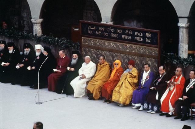Encuentro ecuménico de Asís de 1986