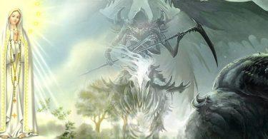 Resultado de imagen de Fátima y las bestias apocalípticas