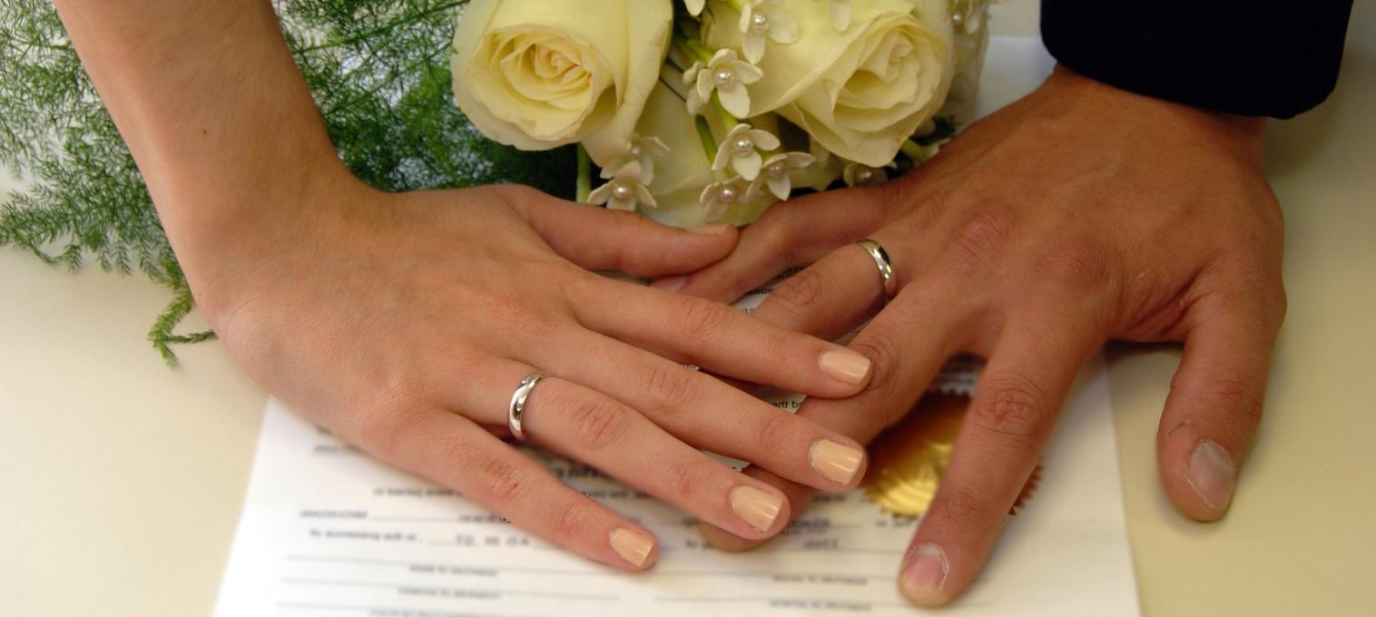 Matrimonio Catolico Tradicional : El matrimonio es uno e indisoluble adelante la fe