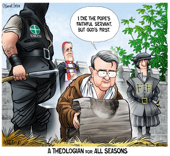 """Un Teólogo para Todos los Tiempos: """"Muero como fiel servidor del Papa, pero como servidor de Dios en primer lugar"""""""