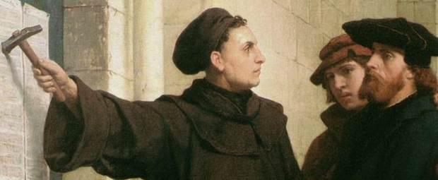 ¿Debería algún católico admirar a Lutero?
