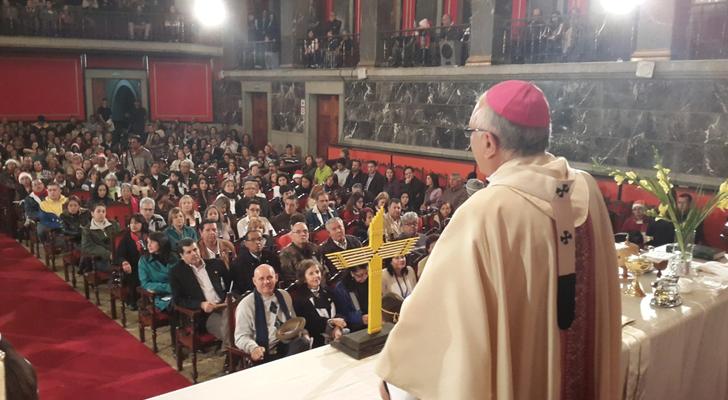 Matrimonio Catolico Liturgia : Para una liturgia justa adelante la fe