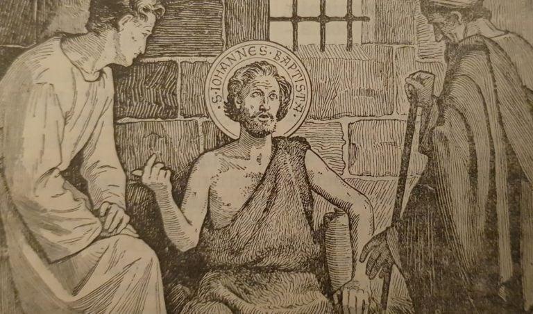 Evangelio explicado: Testimonio de Jesús