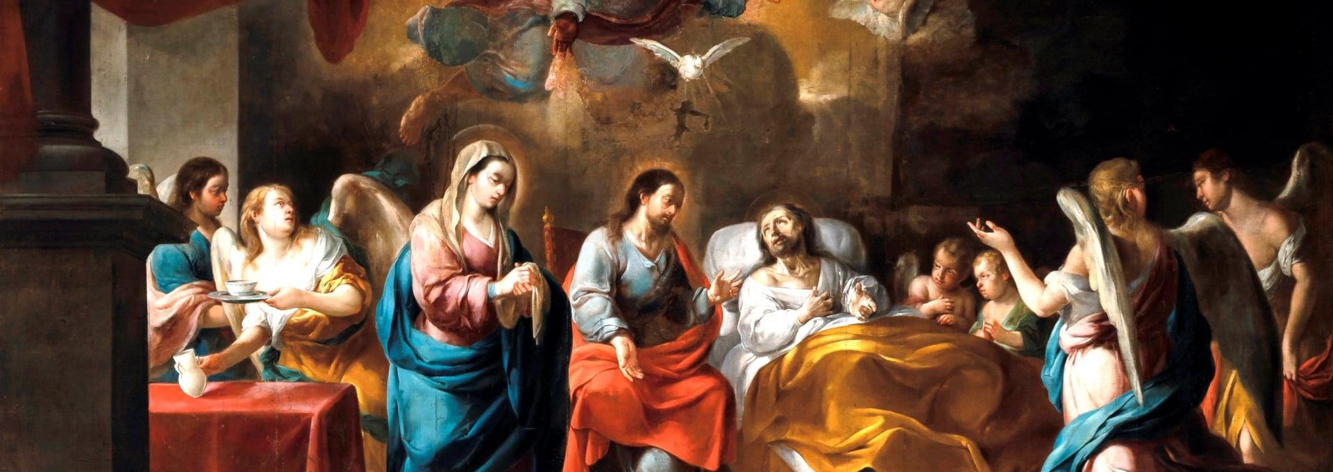 Cuentos con moraleja: San José, abogado de la buena muerte | Adelante la Fe