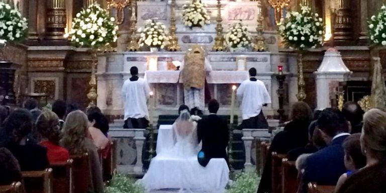 Comunicado de FSSPX sobre autorización de Roma a matrimonios