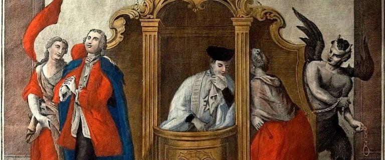 El católico que no confiesa sus pecados mortales, no puede esperar sino el infierno