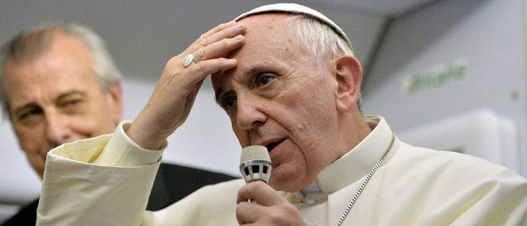 """""""Quién soy yo para juzgar"""". El Sumo Pontífice y la suprema potestad de juzgar"""
