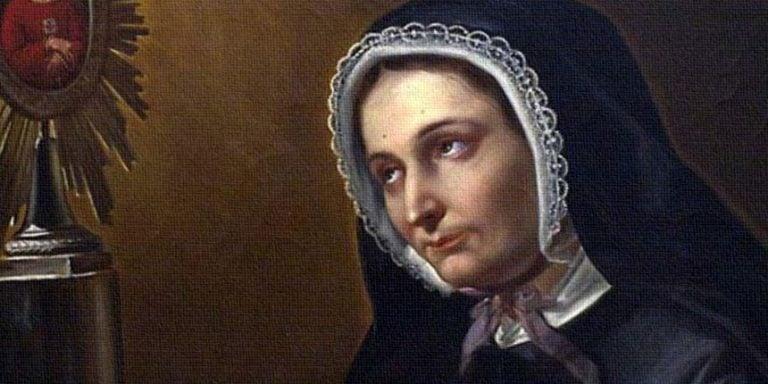 La Beata Isabel Canori Mora predijo la crisis de la Iglesia hace 200 años