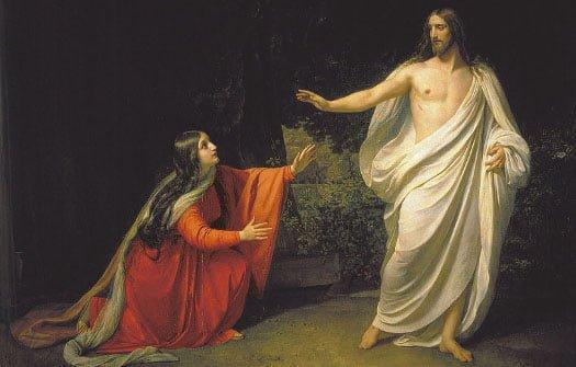 Magdalena: Vio morir al Señor (y jamás perdió la esperanza)