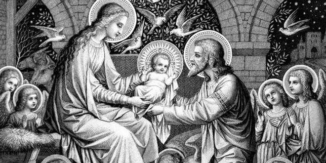 Un hermoso regalo de Navidad de Leonardo Castellani