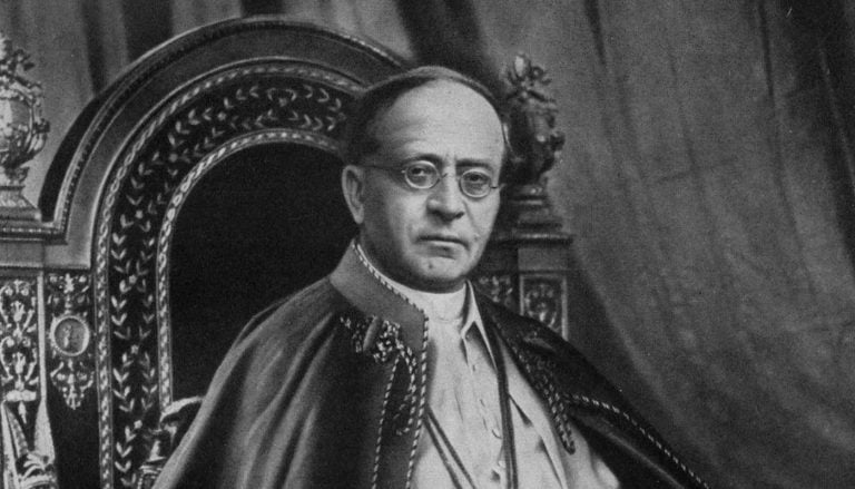 Pío XI. Divini illius Magistri. (31 de diciembre de 1929)