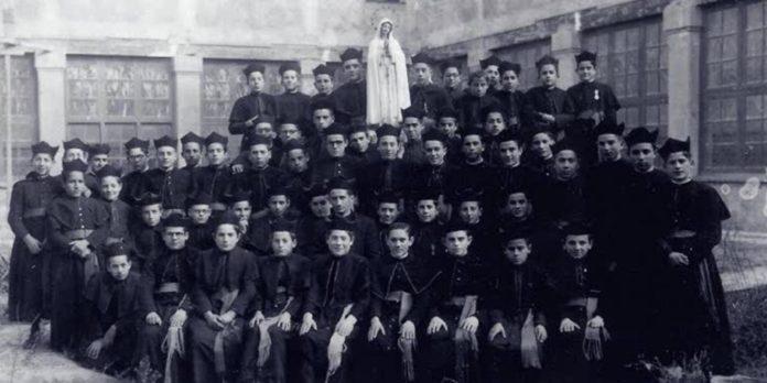 Datierung von Seminaristen