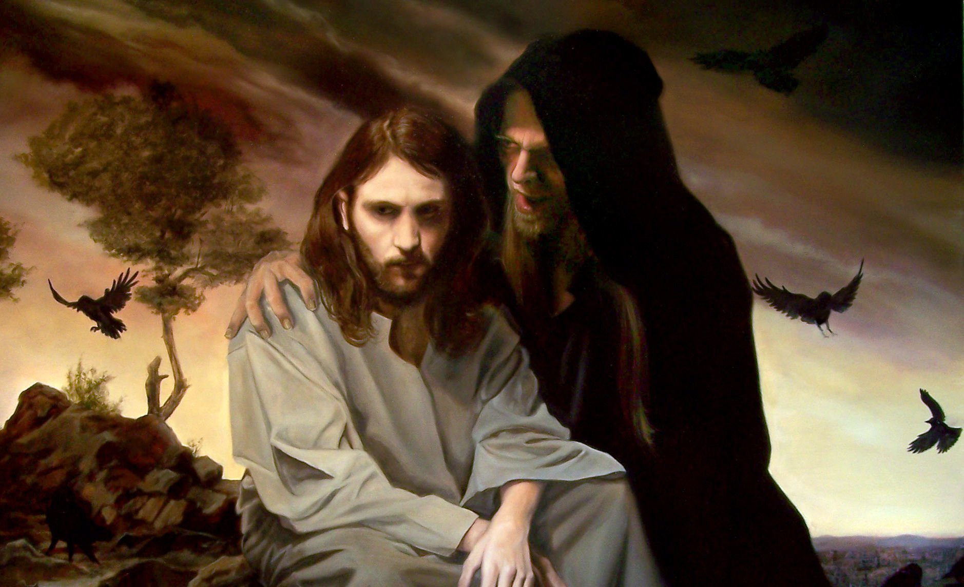 Resultado de imagen para ayuno y Jesús