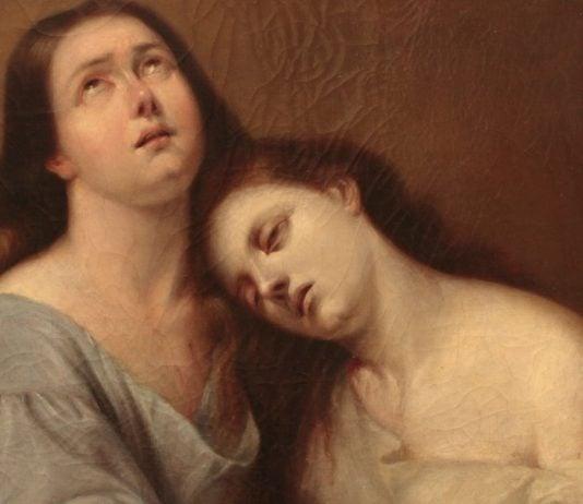 Mártires Santa Justa y Rufina