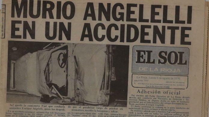 Angelelli. Historia de un presunto martirio (IV). Un testigo que no fue y una justicia amañada