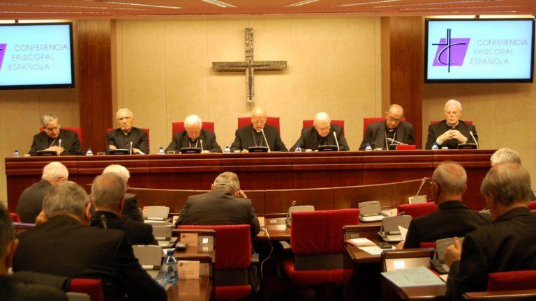 Obispos plastificados
