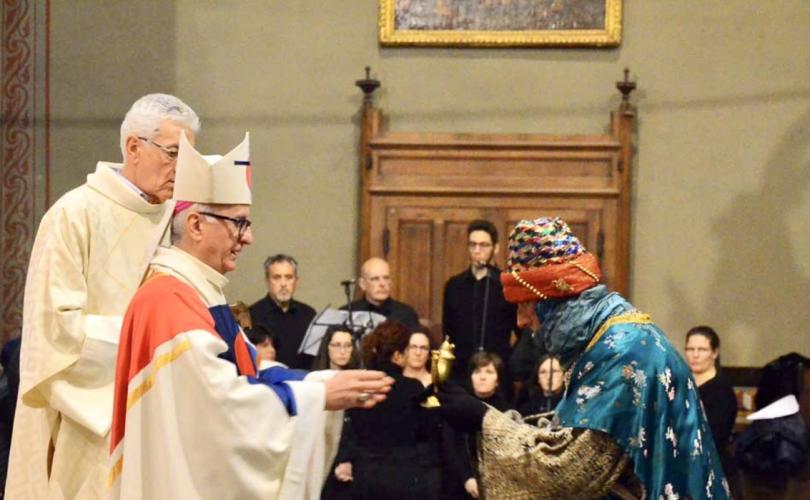 no creed epiphany mass