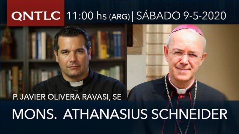 El padre Olivera Ravasi entrevista a Mons. Schneider
